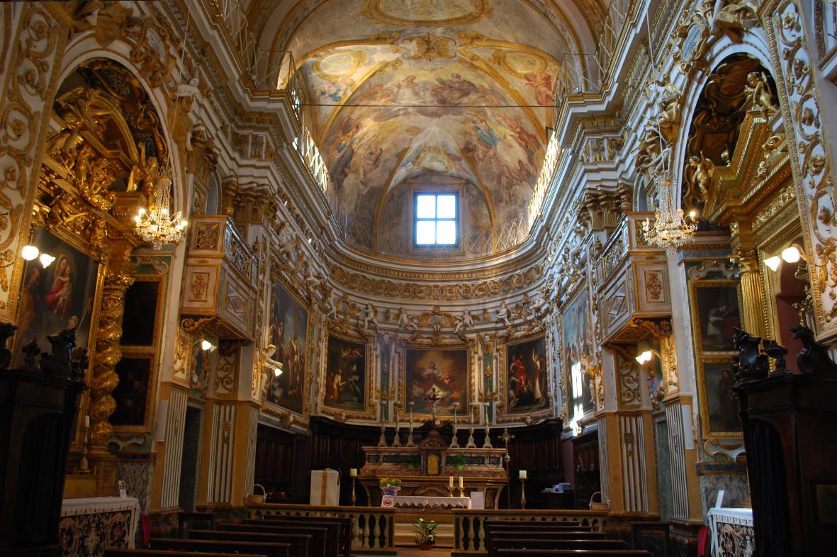 Santa Lucia a Serra San Quirico